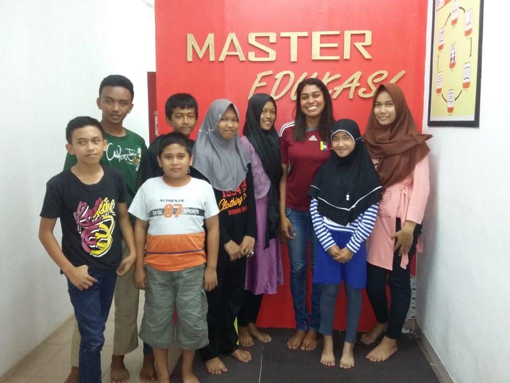 Kursus bahasa Inggris Pelajar